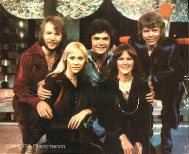 ABBA with Daryl Somers