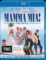 MAMMA MIA! THE MOVIE Blu-ray Disc