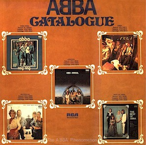 ABBA Catalogue 1977