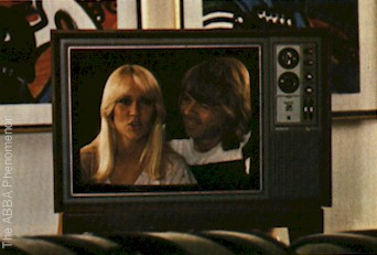 "Agnetha & Bjorn ""on TV"""